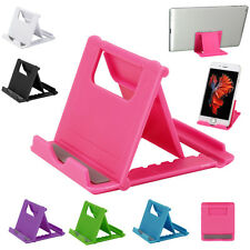 Foldable Cradle Universal Phone Holder Stand Multi-angle Desktop Holder For PC