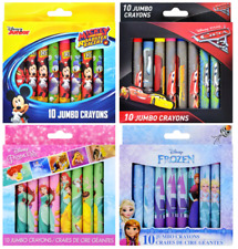 Buy 1 Get 1 50% OFF Crayons Many Different Characters Stocking Stuffers