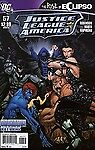 Justice League of America #57 (July 2011, DC) NM Ed Benes Variant Cover