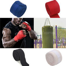 Protect 1Pair Boxing Hand Wraps Boxing Bandages Wrist Protecting Fist Punching