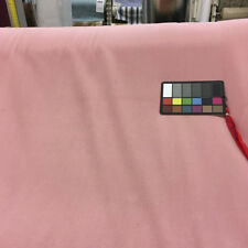 Wool Fabric In Rose Pink. Coating Weight Wool Fabric By the yard BULK DISCOUNT