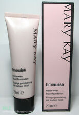 Mary Kay Timewise Matte-wear Liquid Foundation * New * Color Choice