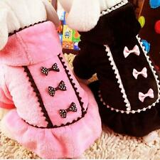 Warm Pet Coat Dog Winter Jacket Sweater Coat Clothes Puppy Cat Clothes Apparel