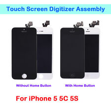 New LCD Touch Display Screen Digitizer Assembly Replacement for iPhone 5 5C 5S