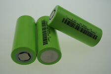 Hixon IFR26650 3200mAh 32A 3.2V LiFePO4 Rechargeable Battery Cell Flat Top