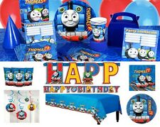 Thomas The Tank Engine Birthday Party Supplies Tableware Thomas and Friends