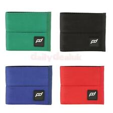 Luxury Men's Fabric Wallet Pocket Clutch ID Credit Card Holder Bifold Purse