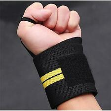 Weight Lifting Strap gym Sport Wrist Wraps Bandage Hand Support Wristband