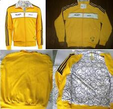 NWT Mr Happy Smile Jacket Mr Happy Y4 Jacket Yellow Soccer Track Top Hoody