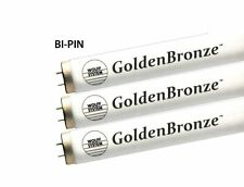Wolff GoldenBronze FR71 100/120WR Bi-Pin Tanning Bed Bulbs