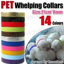 Pet ID Collars for Kittens, Puppies, Cats, Dogs, Ferrets Small & Extra Small