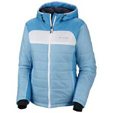 COLUMBIA Shimmer Flash Omni Heat Insulated Jacket S Fall/Spring Coat