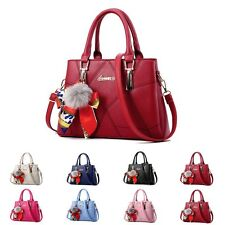 New Fashion Women Hobo Shoulder Bag Leather Satchel Messenger Tote Handbag Purse