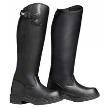 Mountain Horse Rimfrost Rider Adult Riding Boots Black