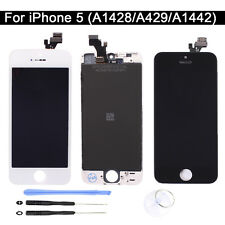 New LCD Display+Touch Screen Digitizer Assembly Replacement for iPhone 5 5G US