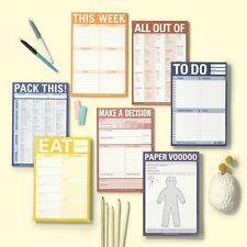 Buy 1 Get 1 50% Off! (Add 2 to Cart) Knock Knock Organization Pads Free Shipping