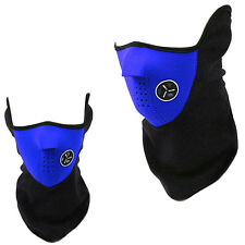 Ski Snowboard Motorcycle Bicycle Neck Winter Warmer Warm Sport Face Mask J *