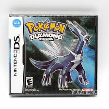 Pokemon Diamond Version(Nintendo DS, 2007) NDL 3DS 3DSXL XMAS Gifts