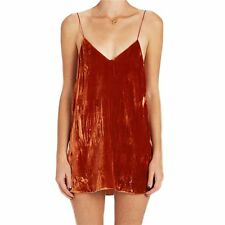 Vintage Women Velvet Mini Dress Casual Strapless Party Cocktail Clubwear Q46