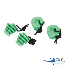 NEW Kayak Scupper Plugs - Medium and Large, 2 or 6 Pack - Water Tight, Kayak, Ca