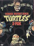 Teenage Mutant Ninja Turtles Three Pack (Teenage Mutant Ninja Turtles/Teenage M