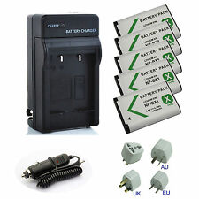 NP-BX1 NPBX1 Battery / Charger for Sony Action Cam HDR-AS200V / FDR-X1000V