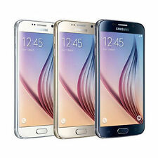 Samsung Galaxy S6 G920A GSM Unlocked 32GB 4G LTE Android Smartphone