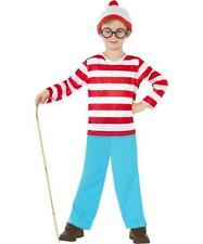 Child Wheres Wally Boys Costume