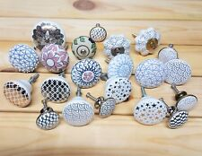 Vintage Drawer Knob Pull Handles Door Cupboard Cabinet Knobs Silver Gold Colour