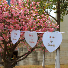 Paper Flags Banner Bunting Garlands Party Celebrate Hanging Decorations