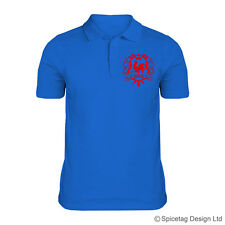 France Crest Polo Shirt French Poloshirt Rugby Football Mens Womens Top Paris T