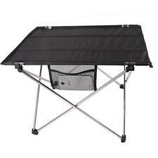 Portable Aluminum Roll Table Folding Outdoor Camping Picnic Table Ultra light /