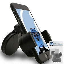 Rotating Wind Screen Suction Car Mount Holder For HTC Radar