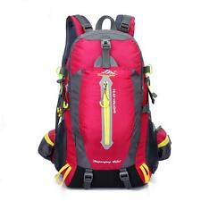 Camping Professional Backpack 40L Rucksack Frame Internal Climbing Hiking Bag /