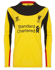 Warrior Liverpool 2012/13 Mens Goalkeeper Shirt BNWT