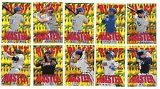 1997 Score Blast Masters Baseball Set ** Pick Your Team **