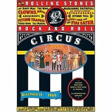 The Rolling Stones - Rock and Roll Circus (DVD, 2004) unopened