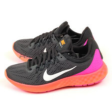 Nike Wmns Lunar Skyelux Dark Grey/White-Anthracite-Pink 855810-004 Running Shoes