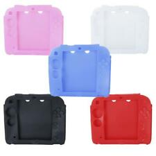 Protective Soft Silicone Case Skin Shell Cover Accessory for Nintendo 2DS