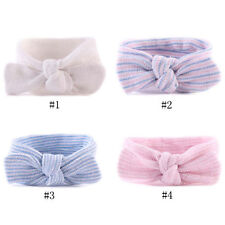 Infant Girls 0~6 Months Newborn Baby Bowknot Hospital Headbands Hairbands