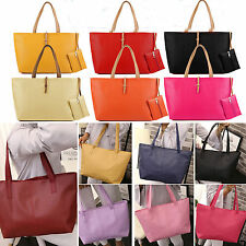 Fashion Women Handbag Shoulder Bags Tote Purse PU Leather Messenger Bags New