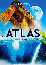 Atlas: Uncovering Earth - Discovery Channel (DVD, 2011)