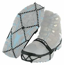 Yaktrax PRO Cleats, Snow & Ice Anti-Slip Shoe/Boot Traction for Running/Walking