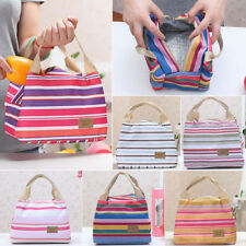 Portable Lunch Storage Box Thermal Cooler Insulated Picnic Bag Pouch Tote USShip