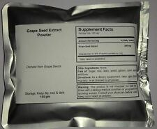 Grape Seed Extract 95% OPC Pure & High quality Grape Seed PE Antioxidant