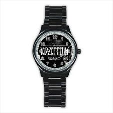 Led Zeppelin Rock and Roll Round Watch (3 Styles)