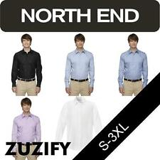 North End Refine Mens Wrinkle Free Oxford Shirt. 88689