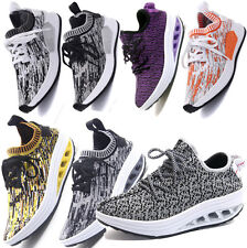 Womens Fitness Gym Sports Shoes Mesh Trainers Shape Step Up Toning Fashion Shoes