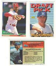 1994 Topps Traded Baseball Set ** Pick Your Team **
