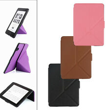 Smart Magnetic Wake/Sleep PU Leather Case Cover For Amazon Kindle Paperwhite